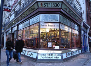 Top 5 Interesting Shops In London